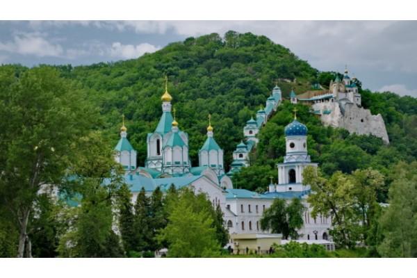 Святогорская Лавра+ соляные шахты 16.10-17.10