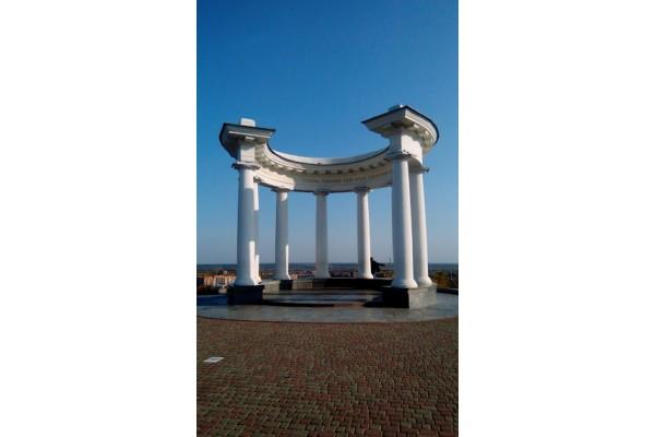 Экскурсия : литературная Полтава