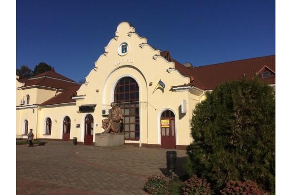 Школьная экскурсия местами Гоголя (Гоголево, Великие Сороченцы,Миргород)