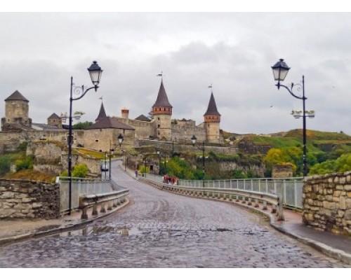 Тур в Каменец-Подольский + Черновцы на 8 Марта