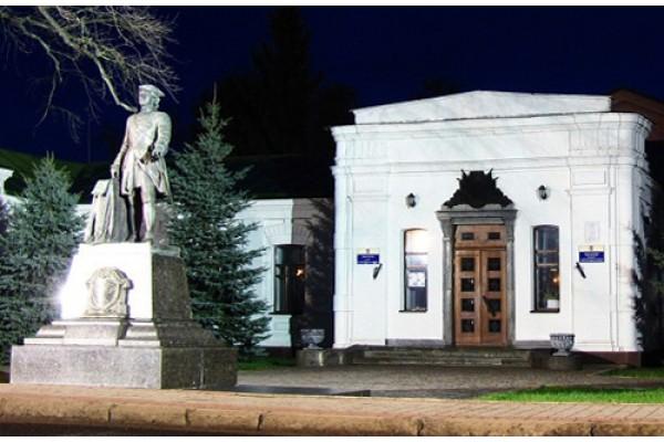 Ночная театрализованная экскурсия :мифы и факты поля Полтавской битвы