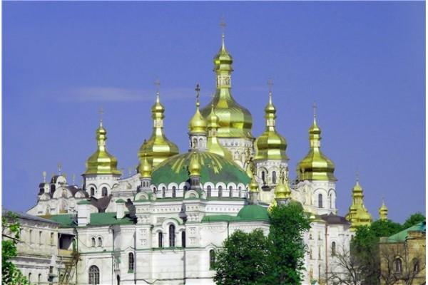 Школьная экскурсия в Киев